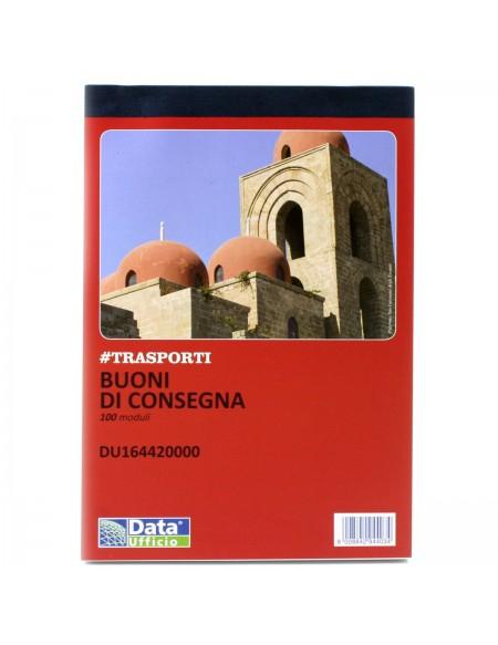 DU164420000 BUONI DI CONSEGNA, BLOC