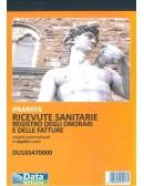 DU165470000 RICEVUTE SANITARIE
