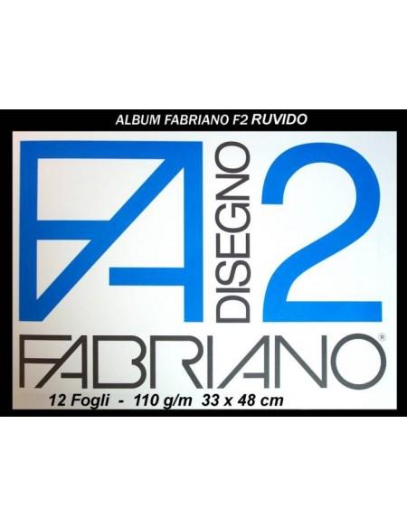 ALBUM FABRIANO 2 33X48 LISCIO SQUADRATO