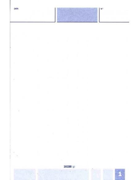 DU161880000 COMANDE, BLOCCO DI 25/3