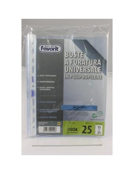 BUSTA FORATURA UNIVERSALE 15X21