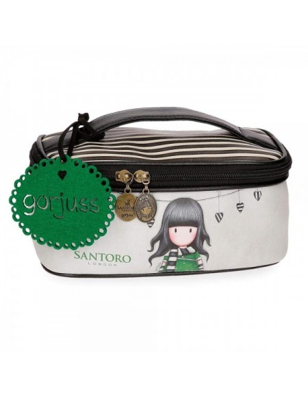 BEAUTY CASE 22CM GORJUSS THE SCARF