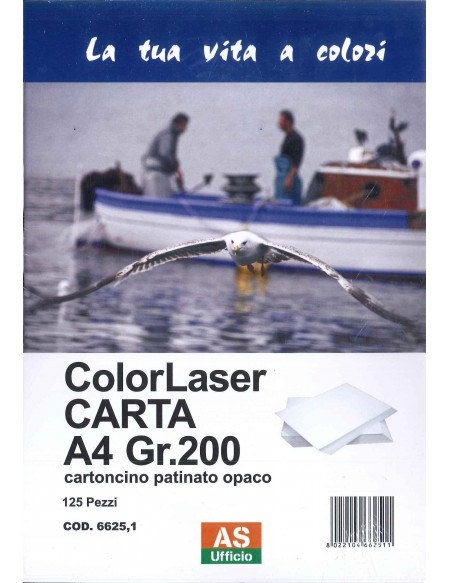 AS66251 CARTA A4 200 GR 200FG