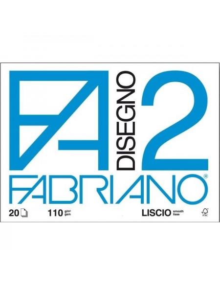 ALBUM FABRIANO 2 33X48 LISCIO