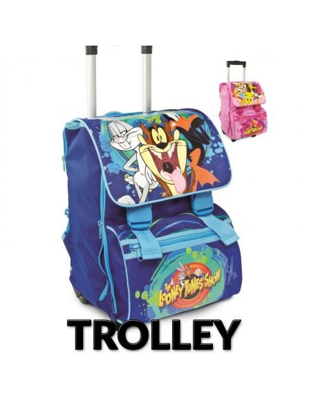 TROLLEY LOONEY TUNES